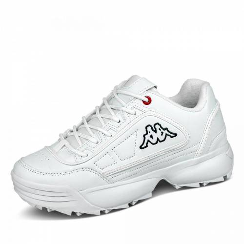 Kappa Rave Sneaker - Damen - weiß