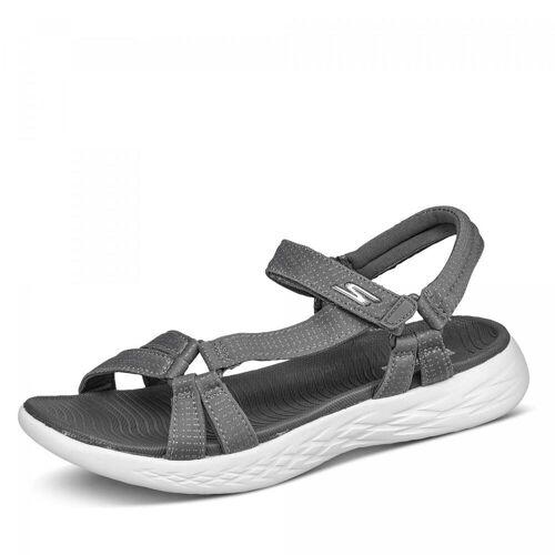 Skechers On-The-Go 600 Sandale - Damen - grau