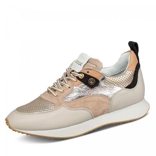 Maripe Maripé Alfa Sneaker - Damen - beige