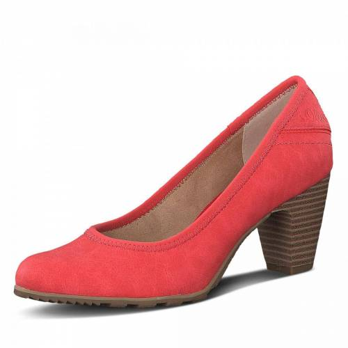 s.Oliver Pumps - Damen - rot