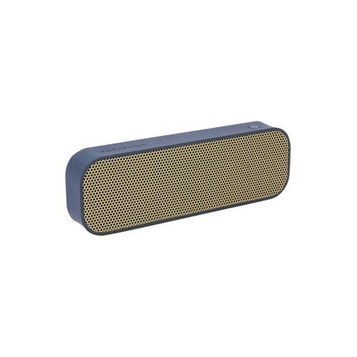 Kreafunk - aGROOVE Bluetooth Speaker Blau