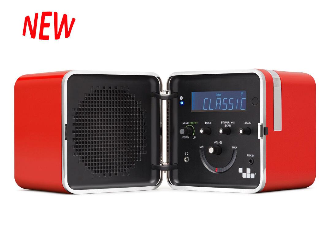 Brionvega Radio cubo TS522D+S Or...