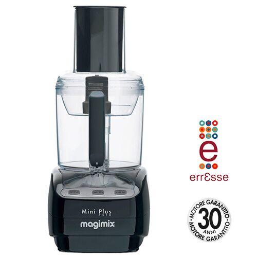 MAGIMIX Küchenmaschine Mini Plus Schwarz