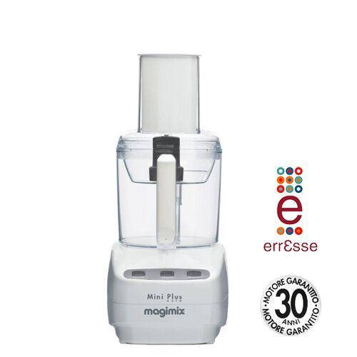 MAGIMIX Küchenmaschine Mini Plus Weiß