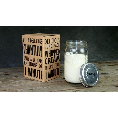 COOKUT Creazy Einfacher und ökologischer Schlagsahne-Shaker