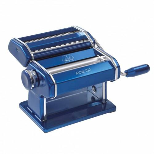 MARCATO Nudelmaschine Atlas 150 Blau