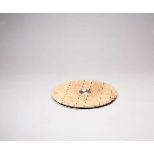 KnIndustrie Design knIndustrie-Tablett/Schneidebrett Drehbarrique