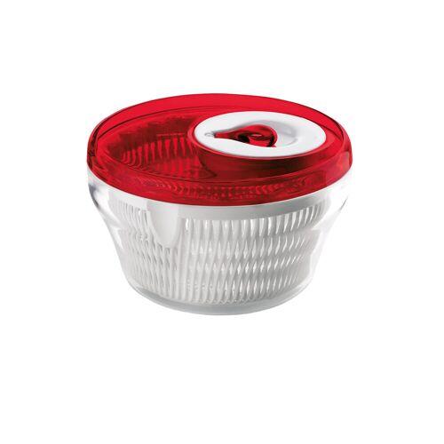 Guzzini - Salatschleuder 28 cm Rot