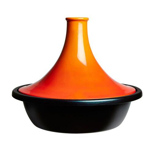 LE CREUSET Tajine cm 27 Orange