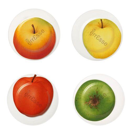 TAITÙ Dessertteller Obst Mix 4 Stücke