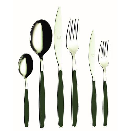 Mepra - Besteck Caramella grün 36 Stk