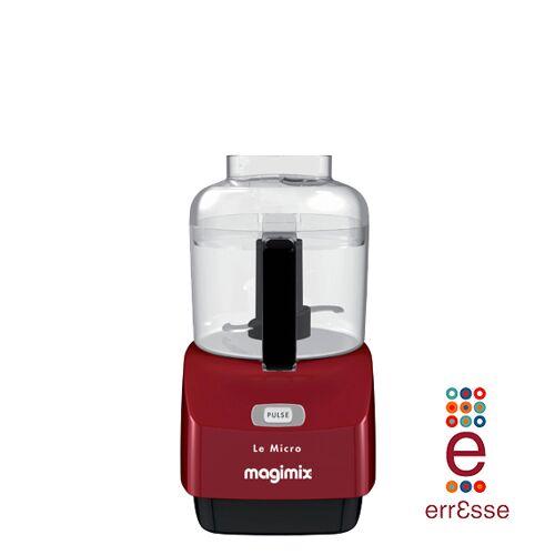 Magimix - Küchenmaschine Micro rot
