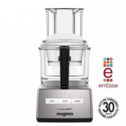 Magimix - Küchenmaschine Cuisine 4200XL verchromt