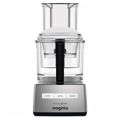 Magimix - Küchenmaschine Cuisine 5200XL chrom