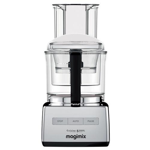 Magimix - Küchenmaschine Cuisine 5200XL Premium chrom