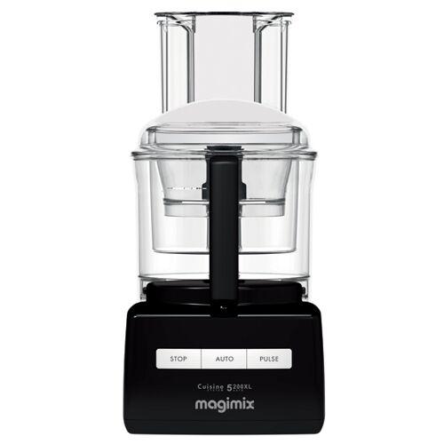 Magimix - Küchenmaschine Cuisine 5200XL Premium schwarz