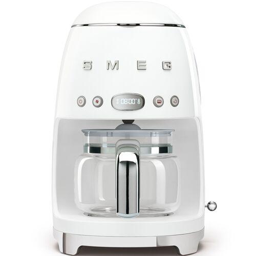 SMEG - Filter-Kaffeemaschine Weiß Serie 50 Jahre