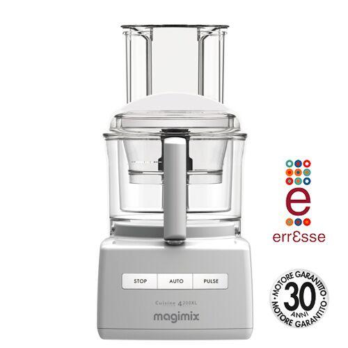 Magimix - Küchenmaschine Cuisine 4200XL weiß
