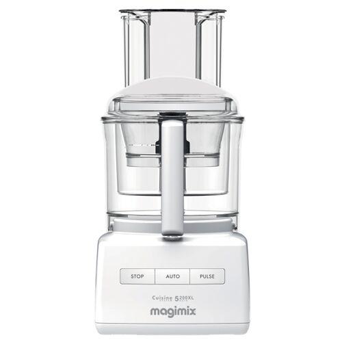 Magimix - Küchenmaschine Cuisine 5200XL weiß