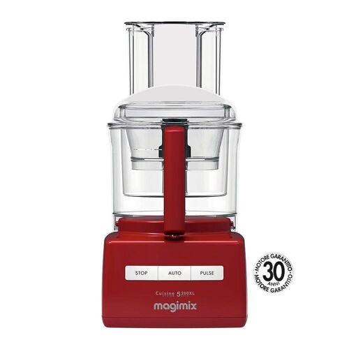 Magimix - Küchenmaschine Cuisine 5200XL Premium rot
