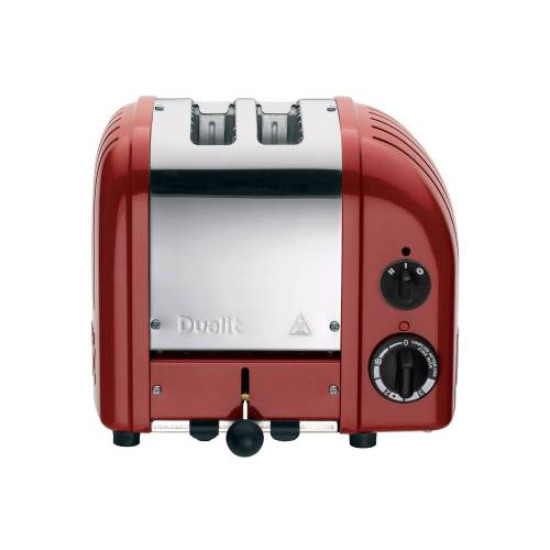 Dualit - 2 Slot Toaster 'NewGen' Rot