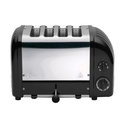 Dualit - 4 Slot Toaster 'NewGen' Schwarz Matt