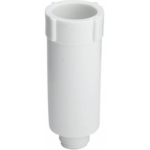 Viega Abdrückstopfen Baustopfen 100124 G 1/2, Kunststoff, mit Dichtung
