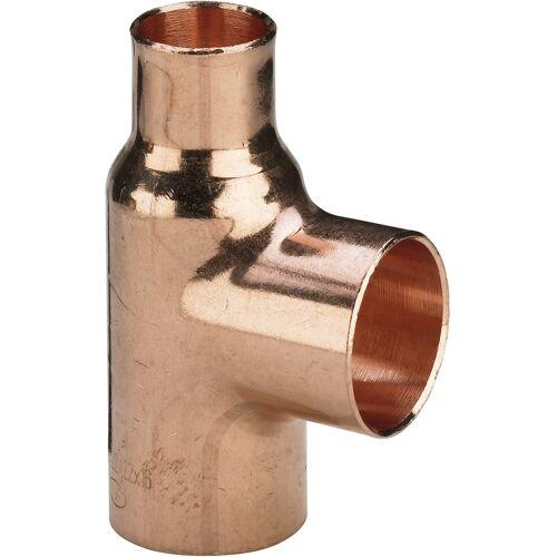 Viega Kupfer T-Stück 18mm 18mm, Kupfer