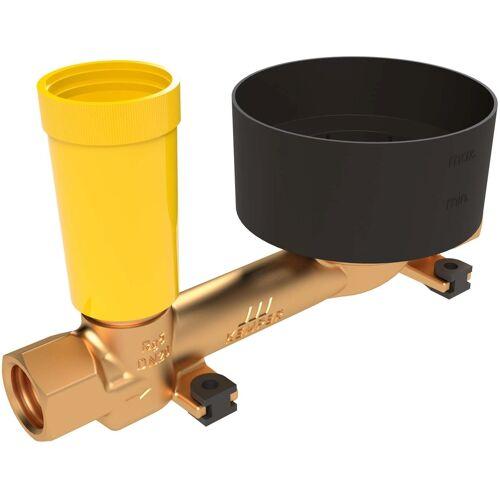 Kemper Rg120 Absperr-Wasserzähler-Kombination 8554702000 85547-HWW, Rp 3/4, DN 20, 234 mm