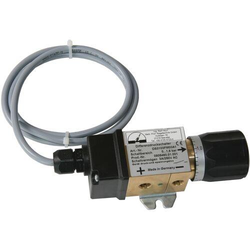 Syr - Sasserath Differenzdruck-Schalter 6380.00.901 für Flanschfilter 6380