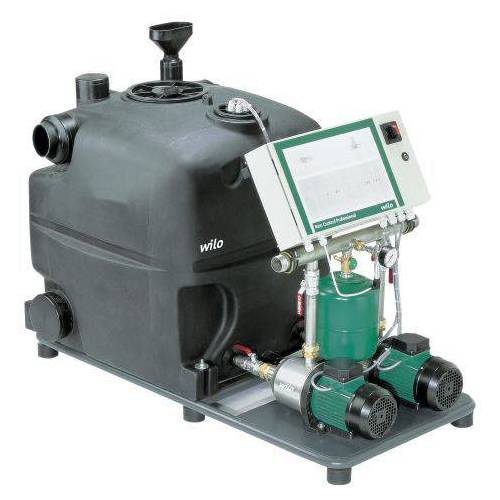 Wilo Regenwasser-Nutzungsanlage 2504590 604, 0,75 kW, 400 V