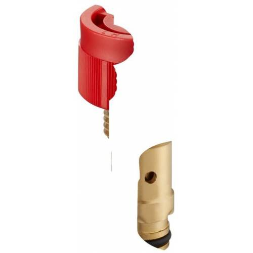 Oventrop Ghf Ventileinsatz 1018097 G 1/2 AG, Feinstvoreinstellung, für Sitz-d= 16 H 11