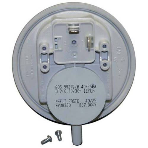 Bosch Ersatzteil TTNR: 7100276 7100276 Druckdifferenzschalter WG/WKG
