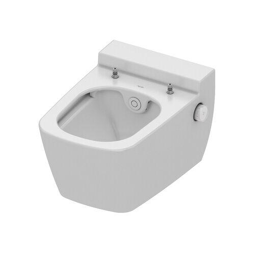 TECEone Dusch WC 9700200 weiß, mit Duschfunktion