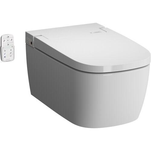 Vitra V-Care 1.1 Comfort Dusch-WC 5674B403-6196 weiß VC, mit Bidetfunktion