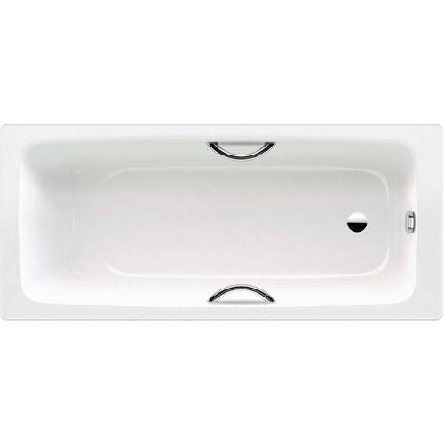 Kaldewei Cayono Star 753 Badewanne 275300010001 150 x 70 cm, weiß, für Griffmontage