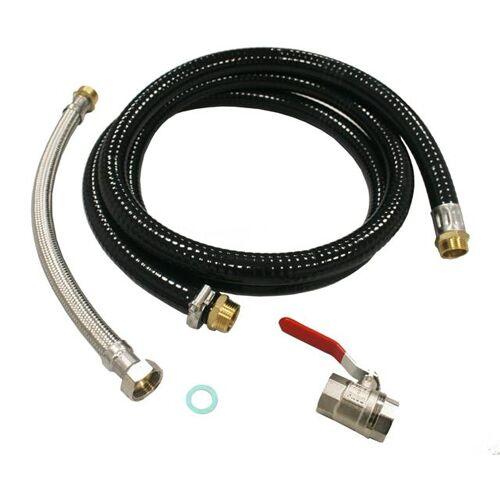 Ewuaqua Pumpen-Anschluss-Set 10040 Anschluss-Set für selbstans. Pumpen
