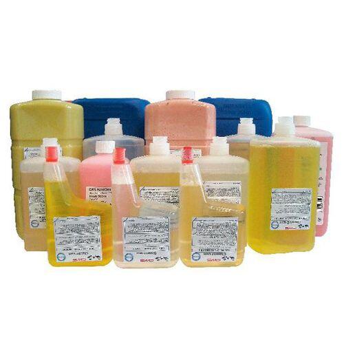 CWS Seifenkonzentrat, 400 ml, 12 Flaschen Standard, gelb, Zitronenduft