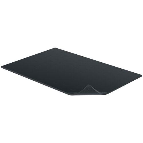 Geberit Isol Flex Schalldämmmatte 356015001 78 x 118 cm, für Luftschalldämmung und Körperschallentkopplung