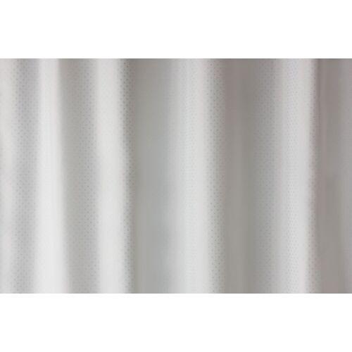 Hewi 801 Duschspritzschutzvorhang 801.52.01036 Dekor white bubbles