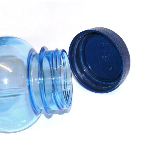 Alvito blauer Ersatzdeckel für Trinkflasche
