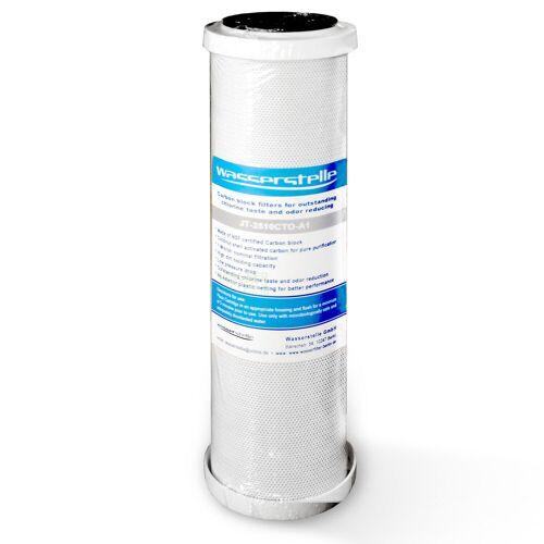 Wasserstelle GmbH MFP CTO-Aktivkohleblock 1µm, Wasserstelle , 10