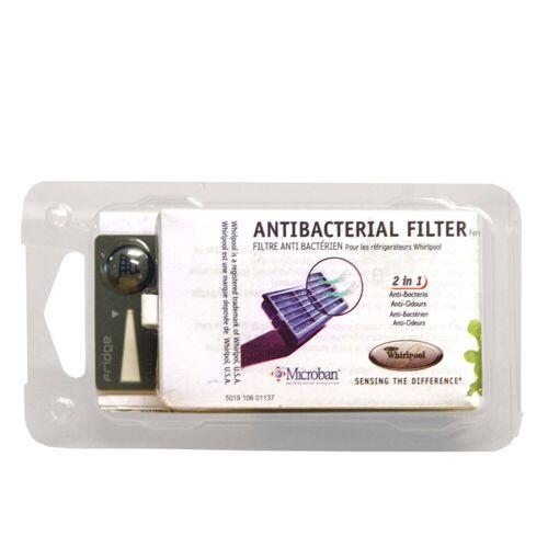 Whirlpool Luftfilter Whirlpool ANT001 / 481248048172 Hygiene-Filter