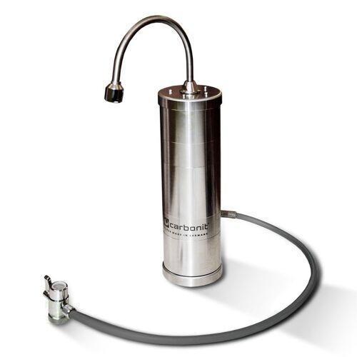 Carbonit Design Edelstahl Sanuno Inox F Wasserfilter