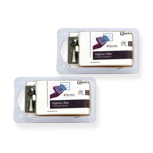 Bauknecht 2x Bauknecht HYG001 / 481248048173 Hygiene-Filter