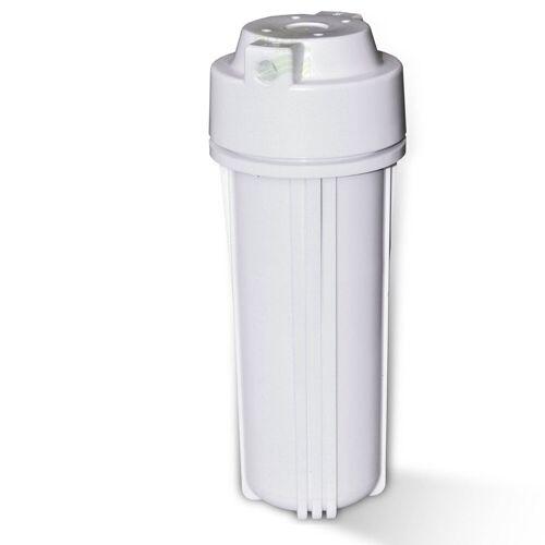 N.N. 25,4cm (10 Zoll) Wasserfiltergehäuse, Umkehrosmose, weiß