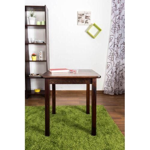 Steiner Shopping Möbel Holztisch 70x70