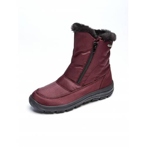 Avena Damen Aquastop-Boots Thermo Rot
