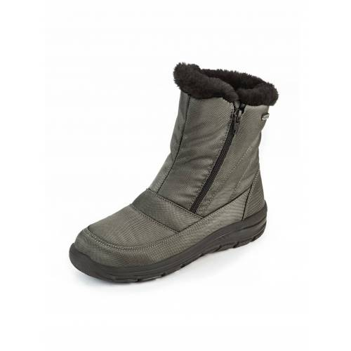 Avena Damen Aquastop-Boots Thermo Grün