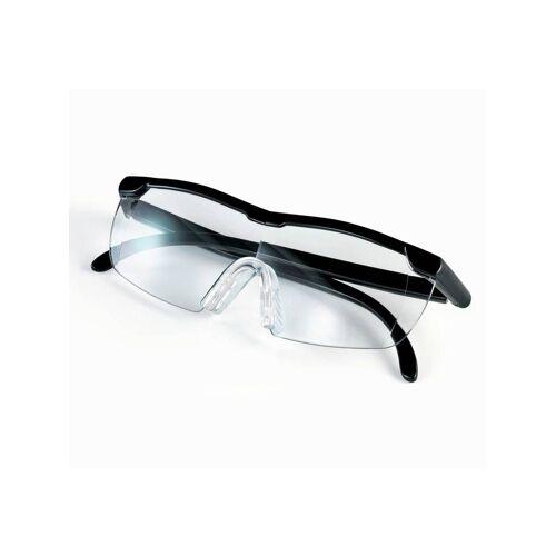 Avena Herren Vergrößerungsbrille Schwarz